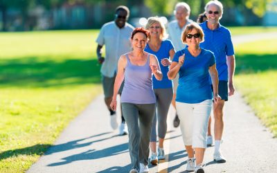 Move More To Fight Heart Disease