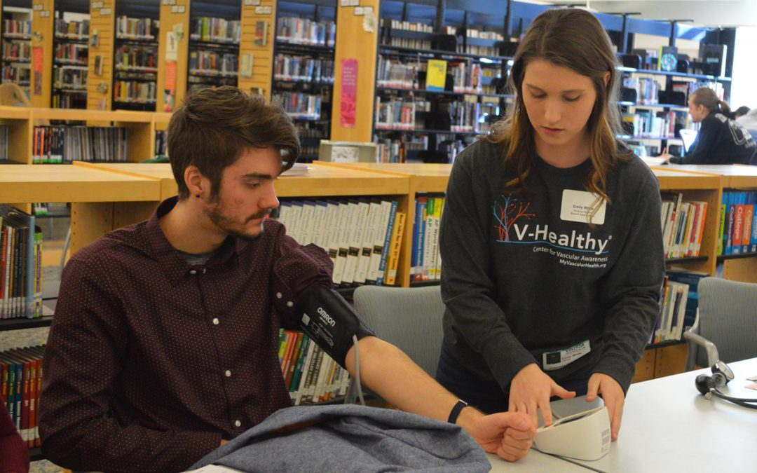 Connecting with youth on their vascular health